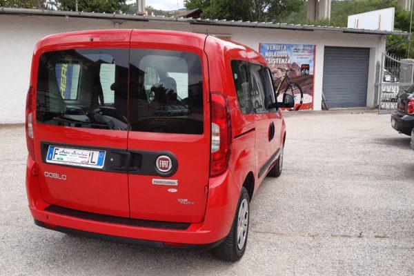 FIAT DOBLO' COMBI 1.6 Mjet 16v 105cv (cat.N1)