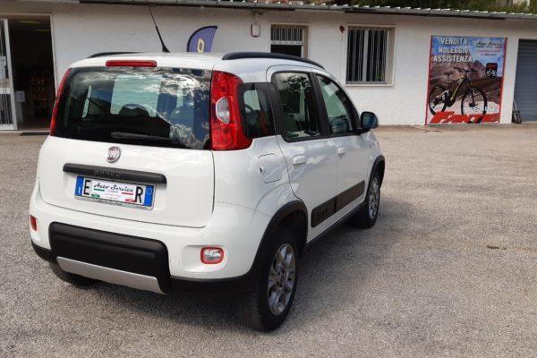 FIAT PANDA 1.3 MJT 4X4