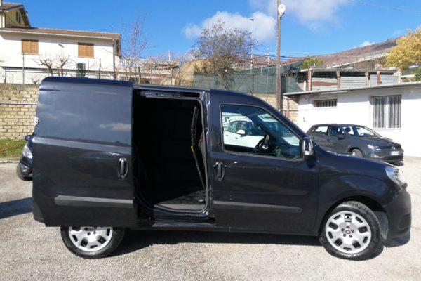 FIAT DOBLO CARGO METANO