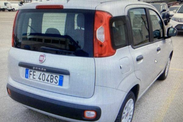 FIAT PANDA NEW 1.3 Mjt